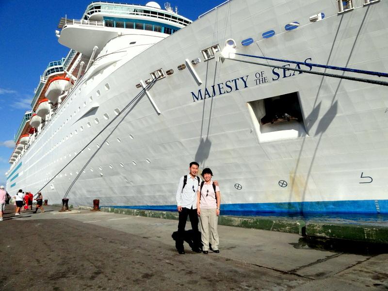 船の大きさ