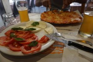 ローマ ピザ